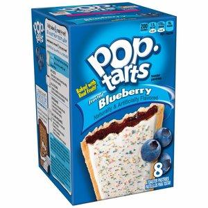 Kellogg's Pop Tarts Blueberry Frost, 397g