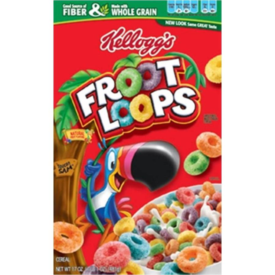 Froot Loops, 345g