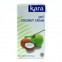 UHT Natural Coconut Cream, 500ml