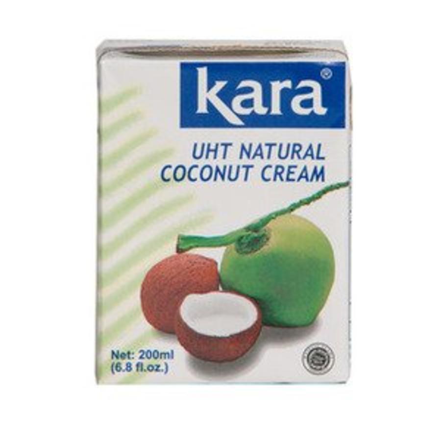 UHT Natural Coconut Cream, 200ml
