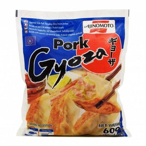 Ajinomoto Gyoza Pork, 600g