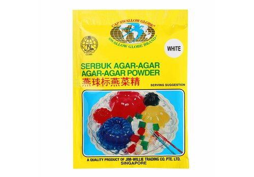 Agar Agar Powder White, 10g