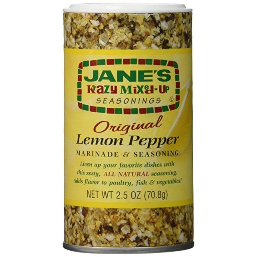 Lemon Pepper, 71g