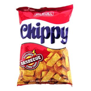 Jack & Jill Chippy BBQ Corn Chips, 110g