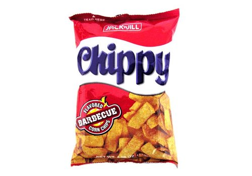 Jack & Jill Chippy BBQ Corn Chips, 110g