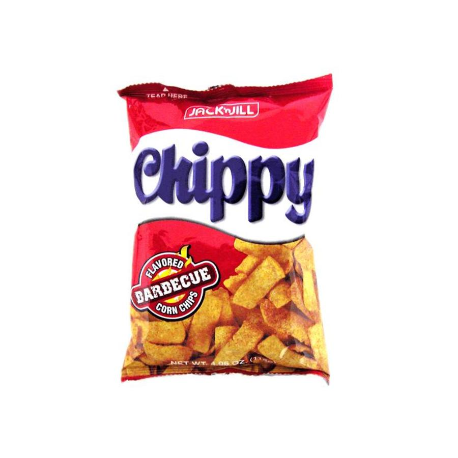 Chippy BBQ Corn Chips, 110g