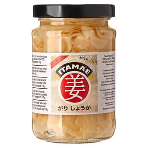 Pickled Ginger, 170g