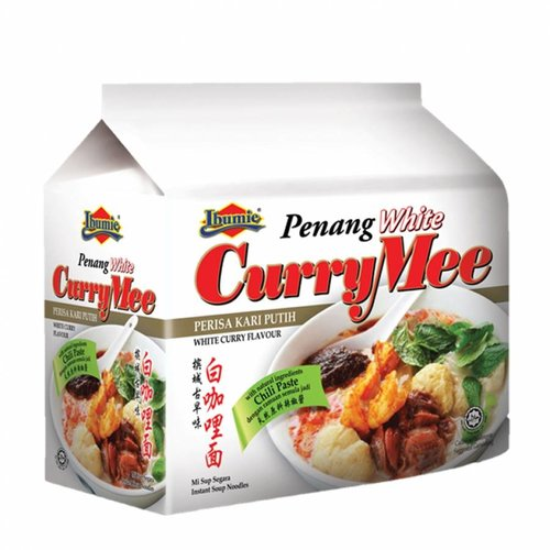 Ibumie White Curry Mee, 105g
