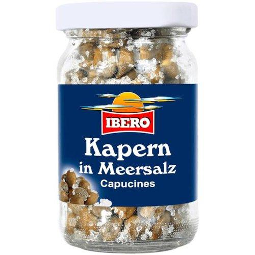 Kappertjes in Zeezout, 100g