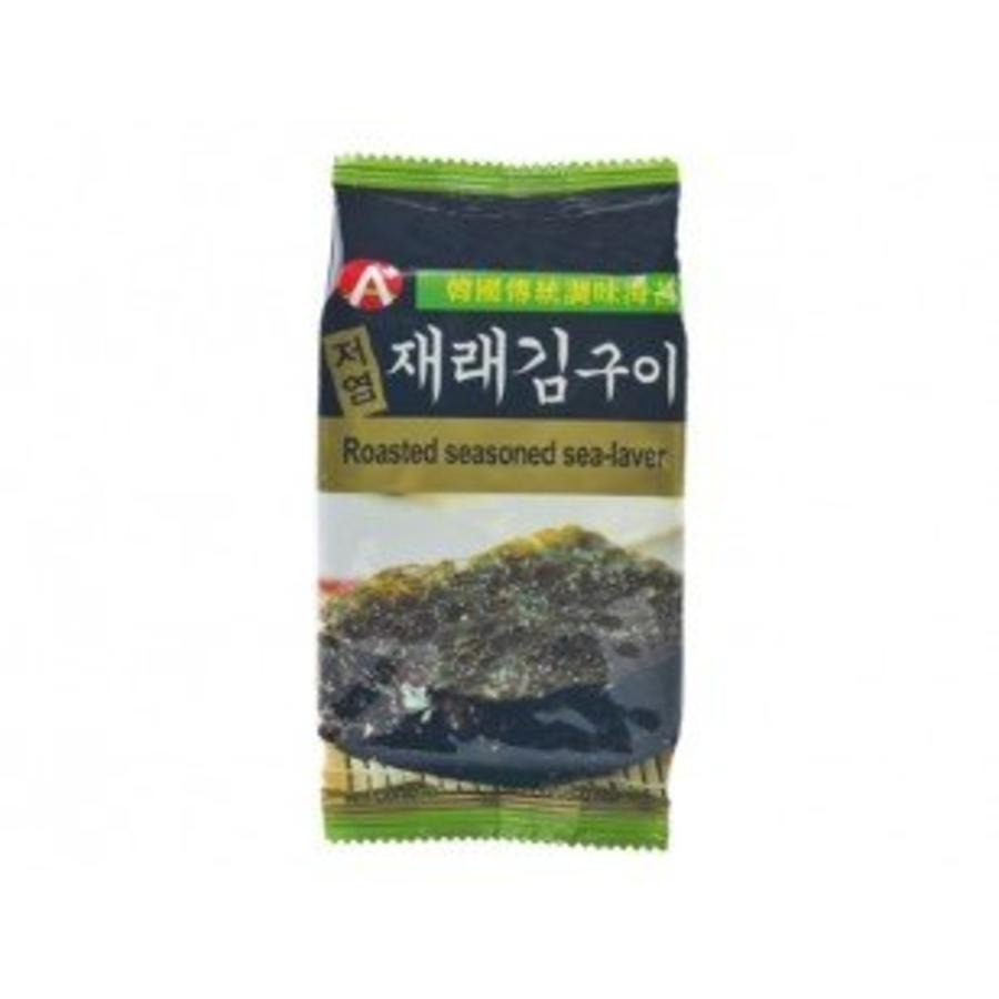 Roasted Seaweed snack, 3x5g