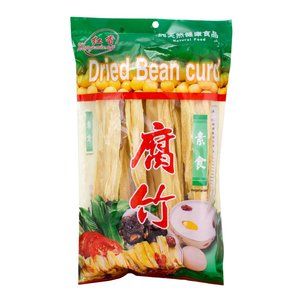 Dried Bean Curd (Fu Zhu), 200g