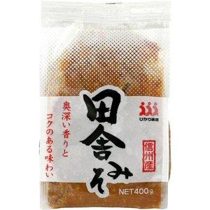 Hikari Inaka Red Miso Paste, 400g