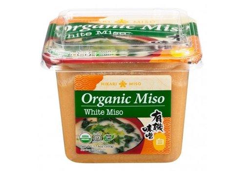 Hikari Biologische Witte Miso Pasta, 500g