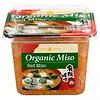 Hikari Biologische Rode Miso Pasta, 500g