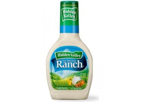 Hidden Valley Ranch Dressing, 473ml