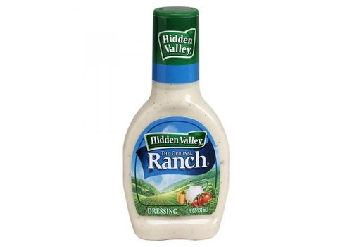Hidden Valley Original Ranch Dressing, 236ml