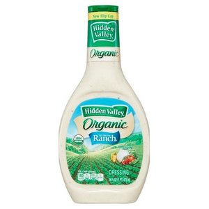 Hidden Valley Organic Ranch Dressing, 473ml