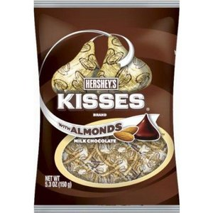 Hershey's Kisses Almond, 150g