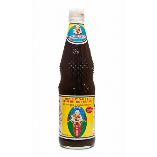 Healthy Boy Thin Soy Sauce, 700ml