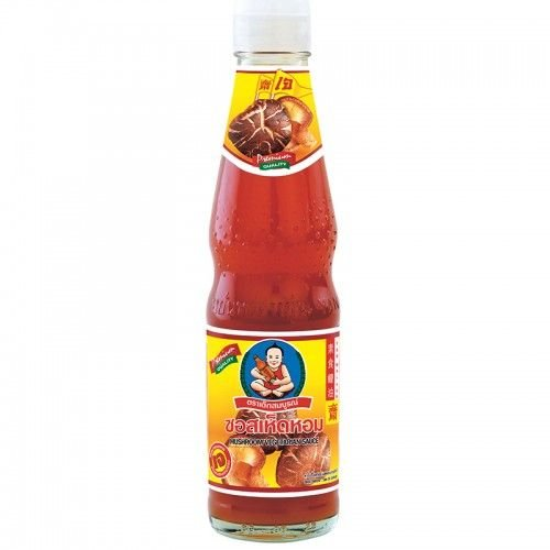 Healthy Boy Mushroom Vegetarian Sauce, 300ml