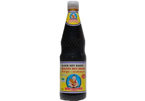Healthy Boy Black Soy Sauce, 700ml
