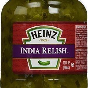 Heinz India Relish, 296ml
