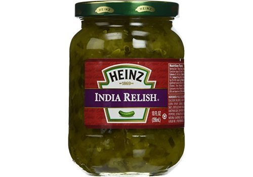 Heinz India Relish, 296ml