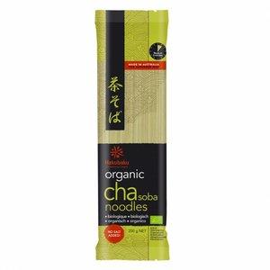 Hakubaku Organic Green Tea Noodles, 200g