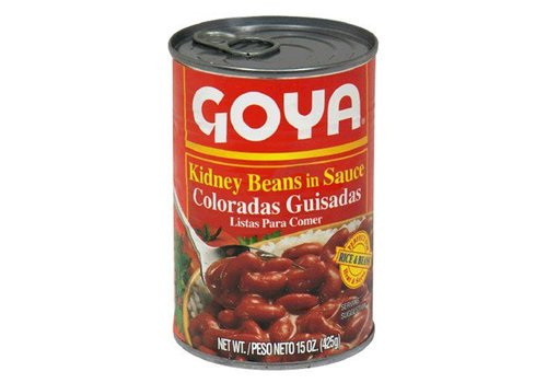 Goya Red Kidney Beans in Sauce, 425g
