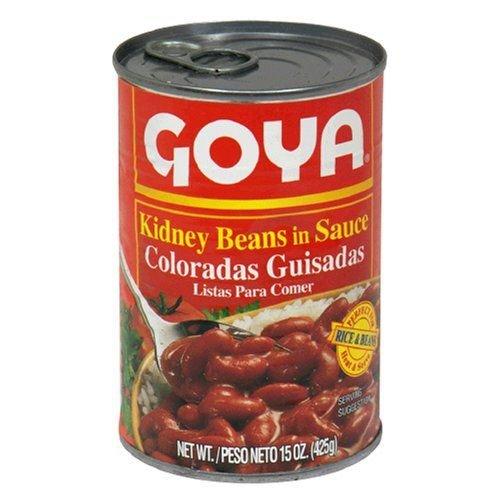 Goya Red Kidney Beans in Sauce, 425g