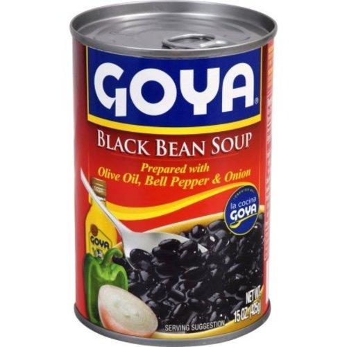 Goya Black Bean Soup, 425g