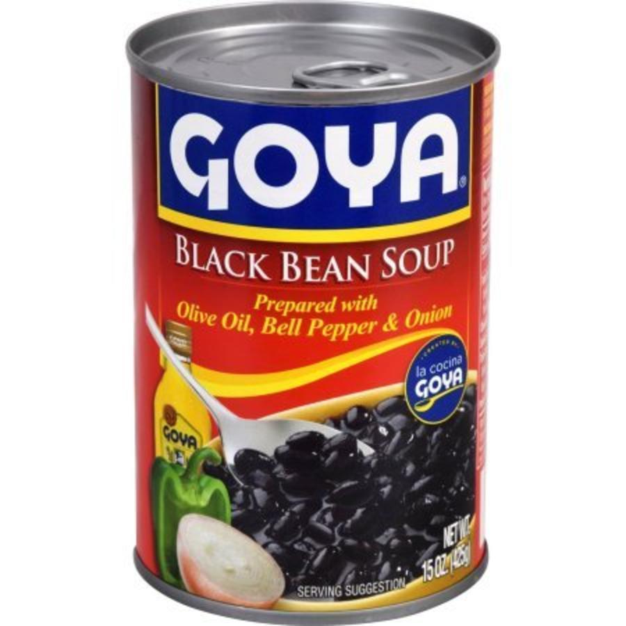 Black Bean Soup, 425g