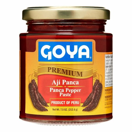 Goya Aji Panca pepper paste, 213g