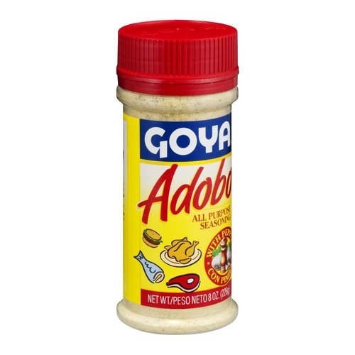 Goya Adobo Seasoning With Pepper, 226g