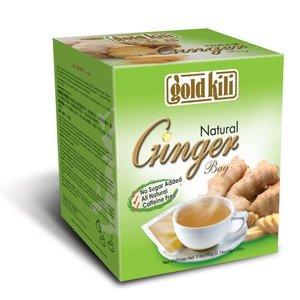 Goldkili Natural Ginger Tea, 80g