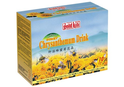 Goldkili Instant Honey Chrysanthemum Drink, 180g