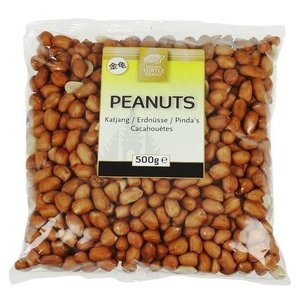 Golden Turtle Peanuts, 500g