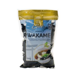Golden Turtle Dried Wakame, 100g