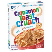 Cinnamon Toast Crunch, 340g