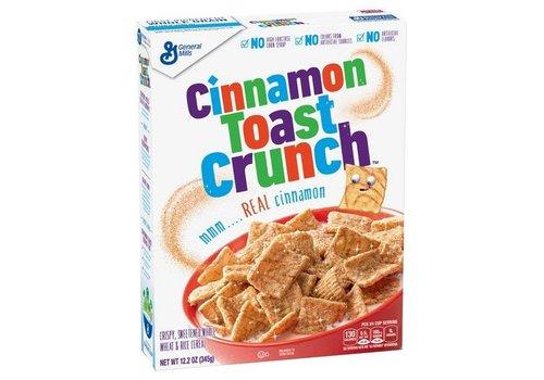 General Mills Cinnamon Toast Crunch, 340g