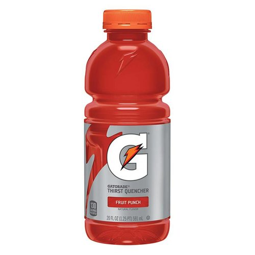 Gatorade Fruit Punch, 591ml