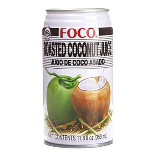 Foco Roasted Coconut Juice, 350ml