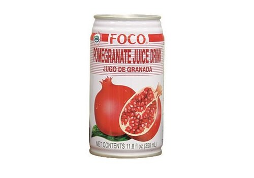 Foco Pomegranate Juice, 350ml