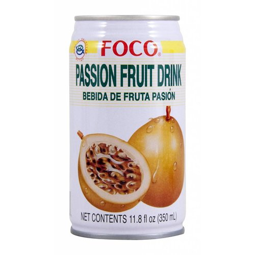 Foco Passionfruit Drink, 350ml