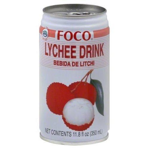 Foco Lychee Drink, 350ml