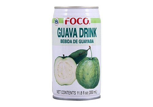 Foco Guava Drink, 350ml