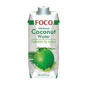 Foco Coconut Water, 500ml