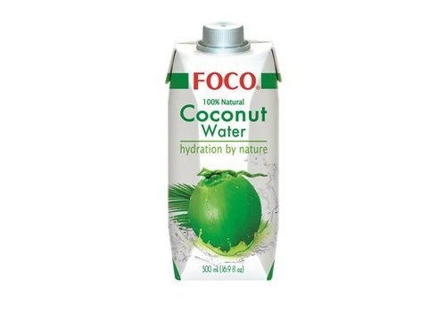 Foco Coconut Water, 500ml