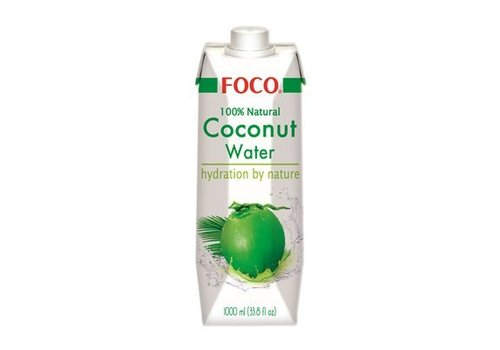 Foco Coconut Water, 1L