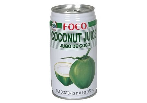 Foco Coconut Juice, 350ml